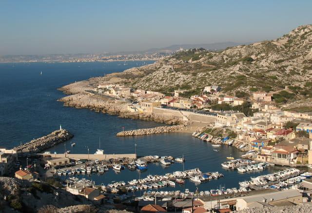 Petit port, grande ville