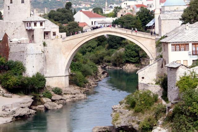 Petit tour en Bosnie Herzégovine
