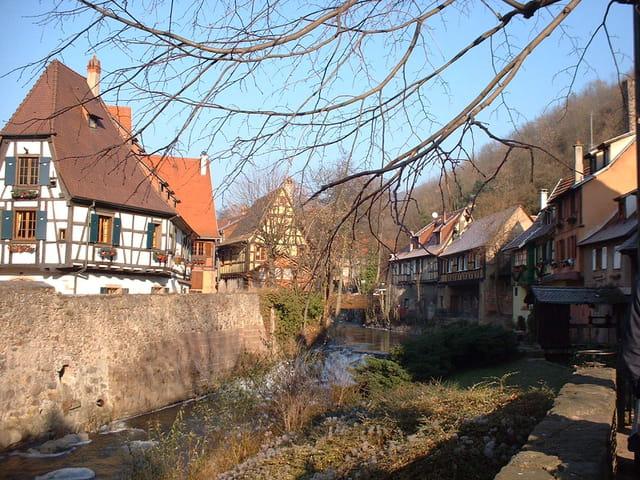 Petit village d'Alsace