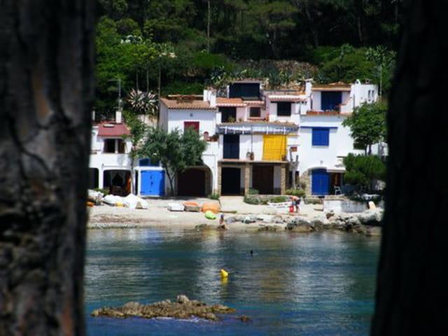 Petit village de pêcheurs