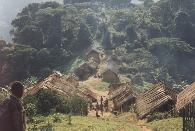 Petit village isolé