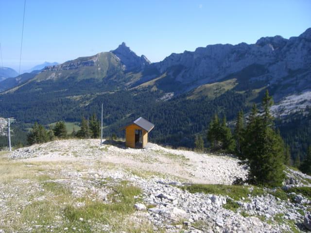 Petite cabane de la Fauge