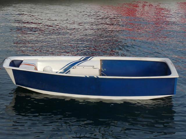 Petite embarcation (Juliane)