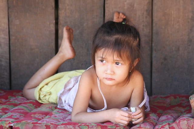 Petite laotienne