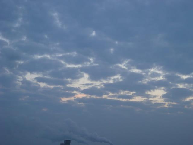 Petite lumière dans le ciel