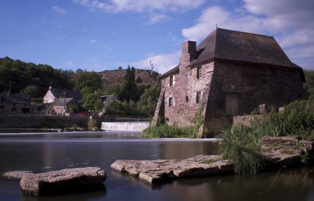 Vallée de la Vilaine?.. moulin du Boël