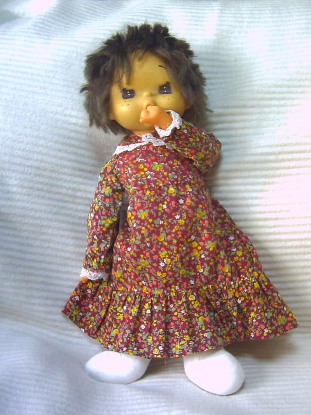 Petite poupée sympa