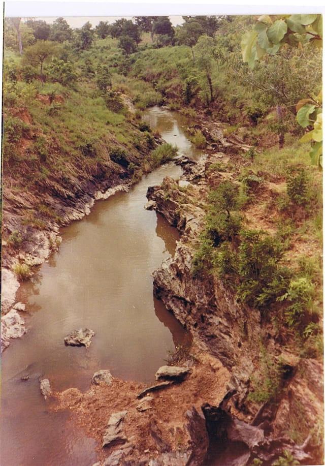 Petite rivière deviendra grande