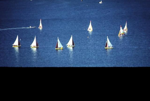 Petits bateaux !