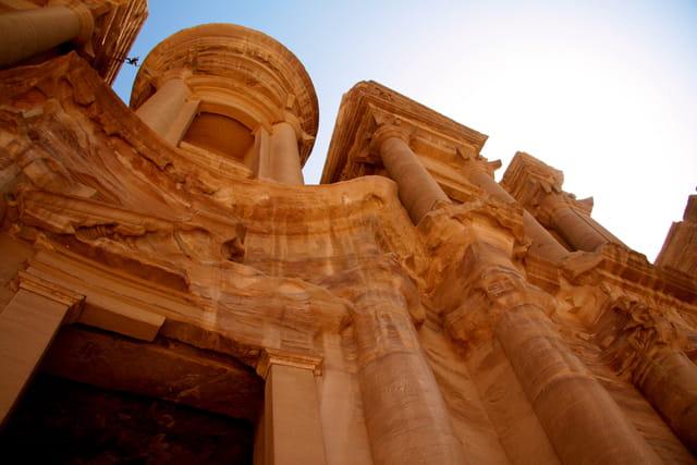 Saut à Petra