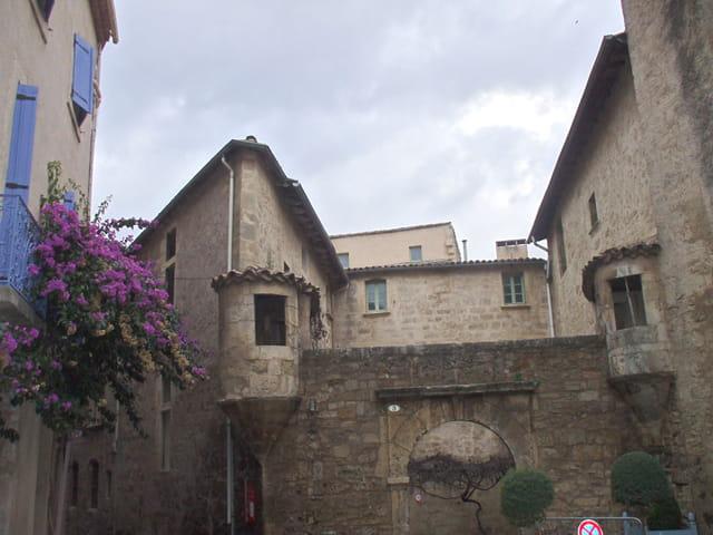 Pézenas et ses vieilles belles demeures