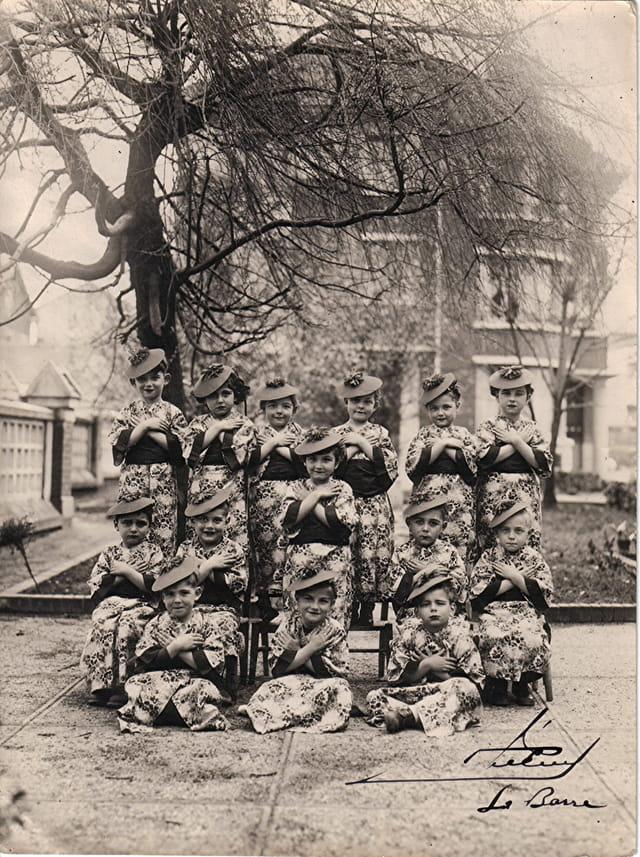 Photo de classe 1947