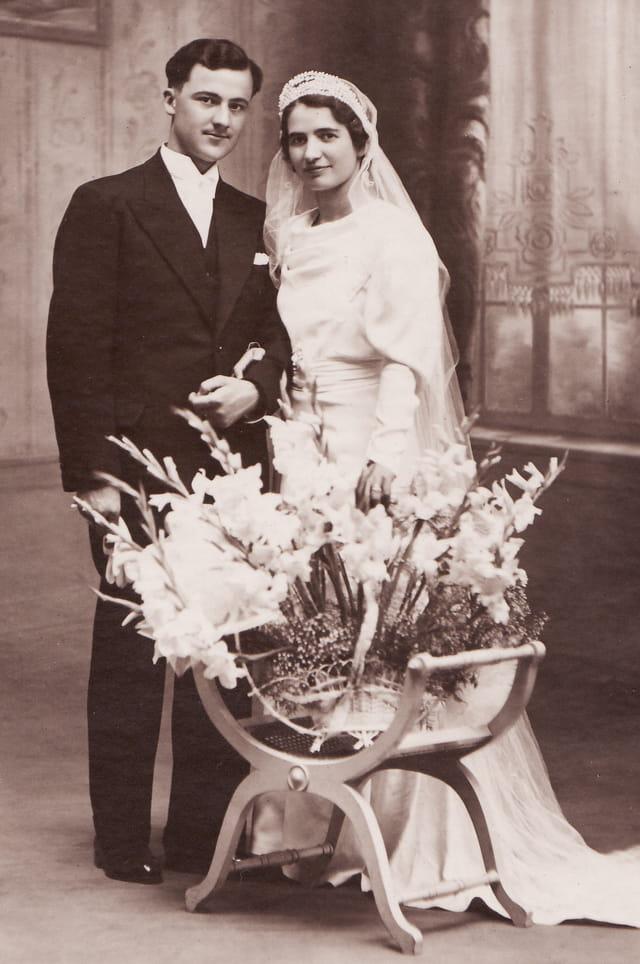 Photo de mes grands-parents