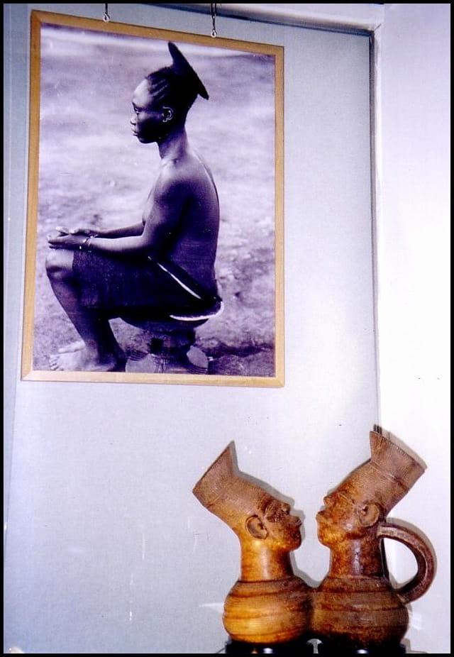 Photographie et céramique confrontées