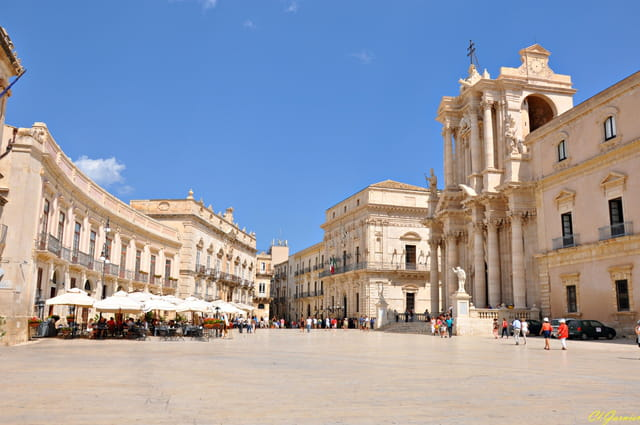 Piazza du Duomo