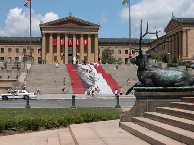 Piladelphia museum of art