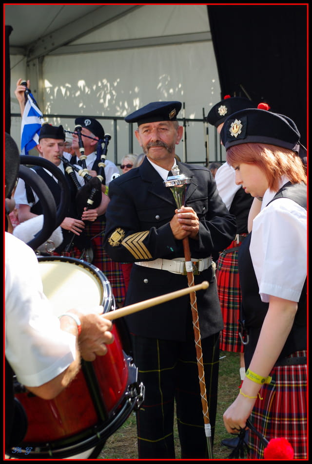 Pipe Band : Vale of Clyde