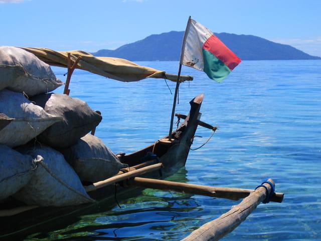 Pirogue malgache