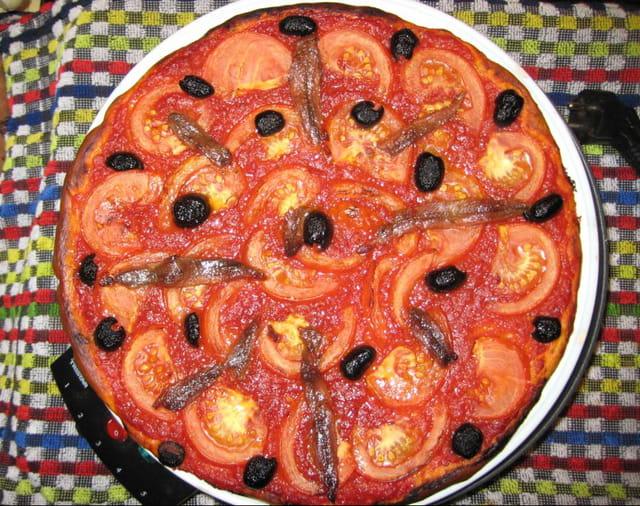 Pizza du terroir