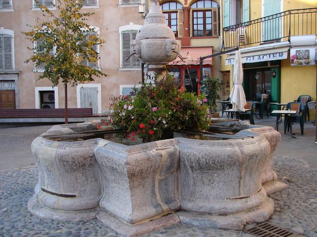 Place barthelon