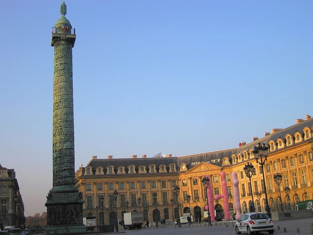 Place & colonne Vendôme