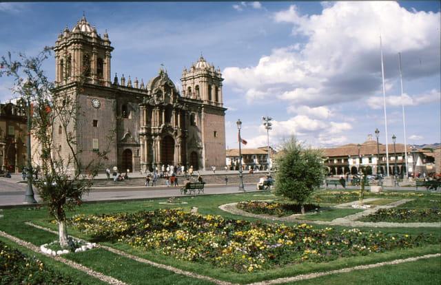 Place d'armes de cuzco