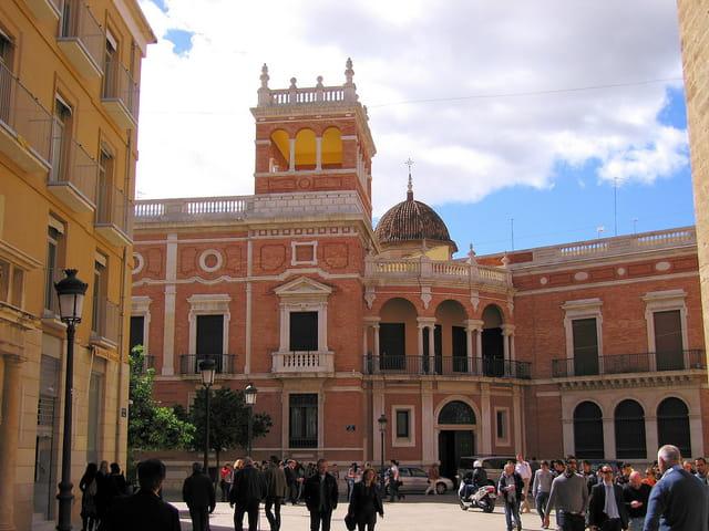 Place de l'Almoina (2)