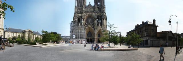 Place de la cathédrale