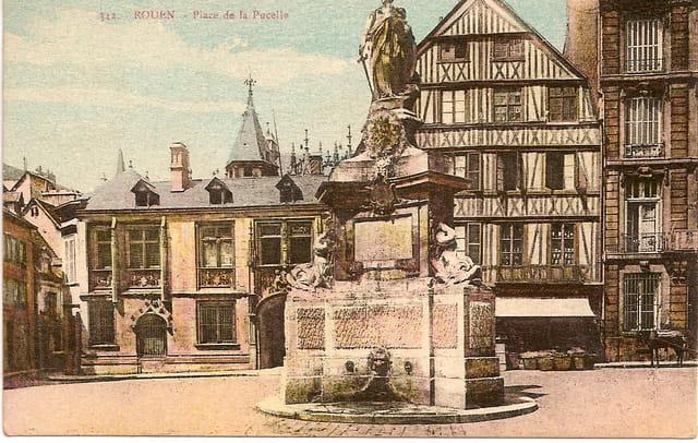 Place de la Pucelle