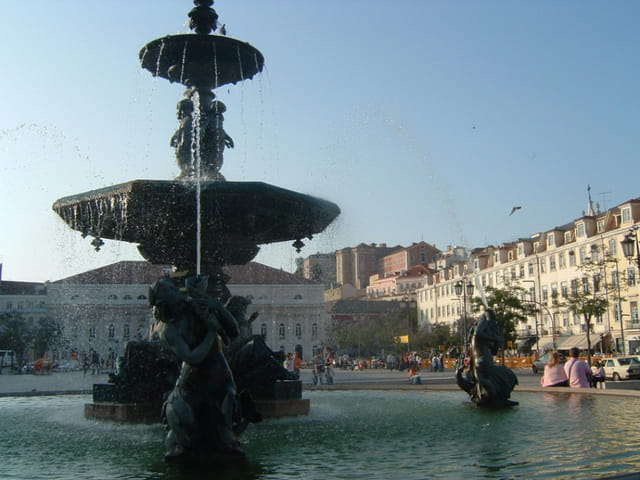 Place du rossio