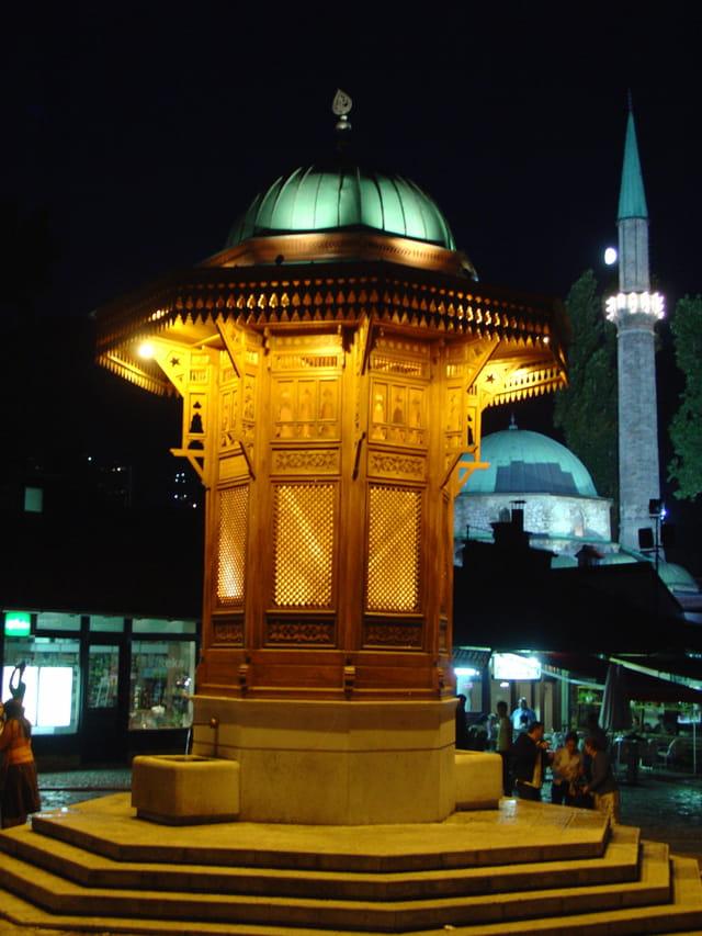 Place Sebilj