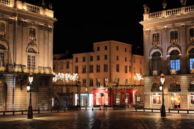 Place Stanislas à Nancy (Noel 2011)