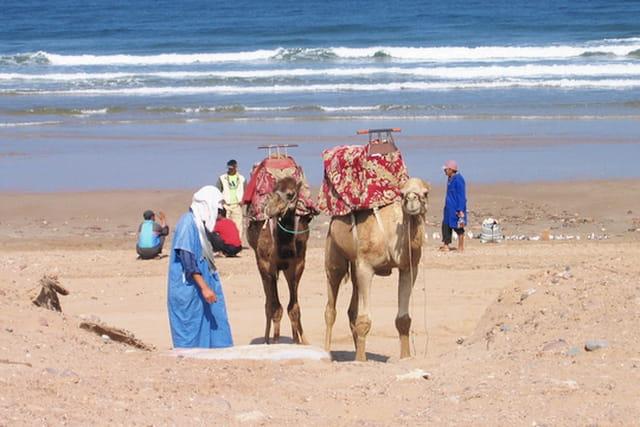 Plage d' Agadir