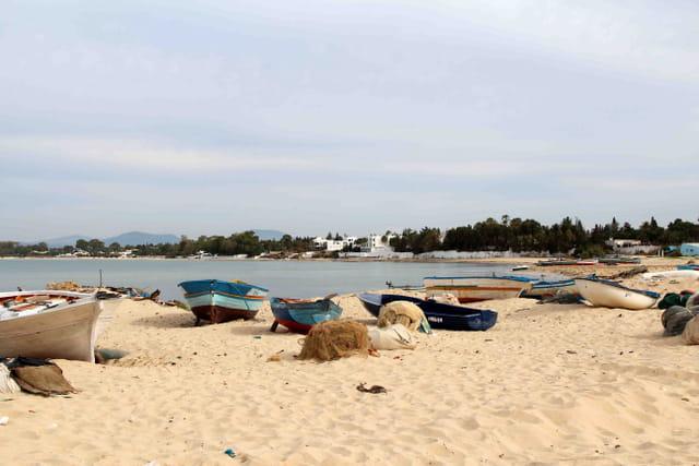 Plage de la Médina d'Hammamet