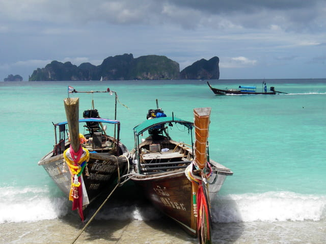 Plage de Phi Phi Island