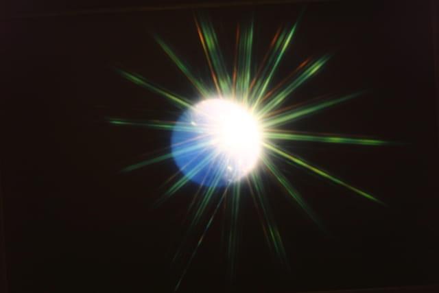 Planète étoilée x.0204