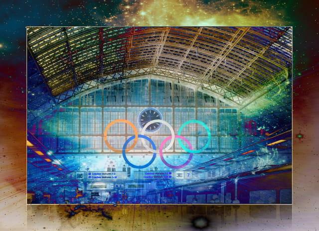 Planète Jeux OLYMPIQUES