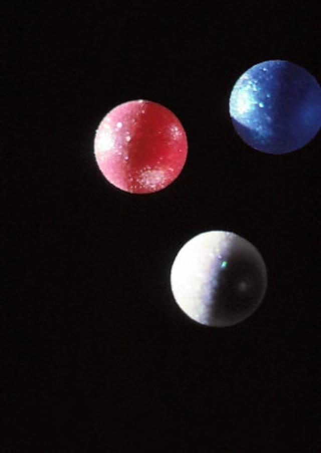 Planetes tricolores