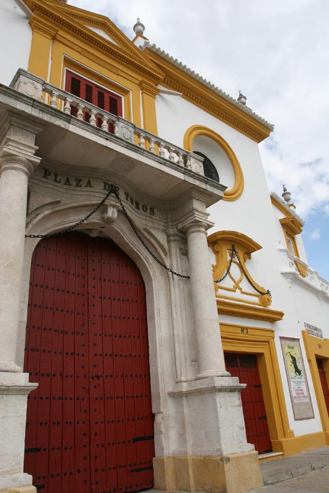 Plaza de Toros : arènes de Séville