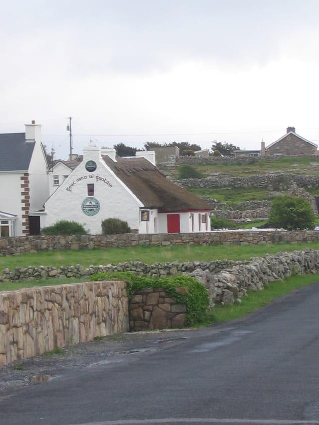 Pleine campagne irlandaise