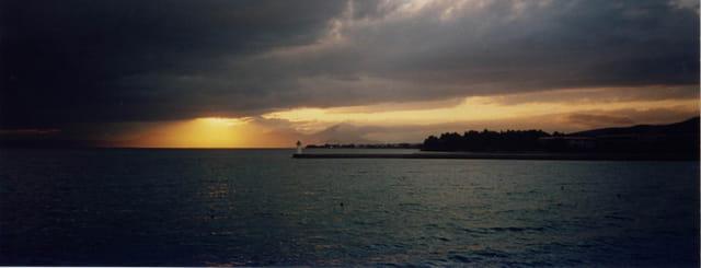 Plénitude en bord de mer