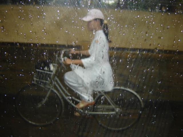 Pluie sur Hué