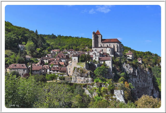 Plus beau village de France