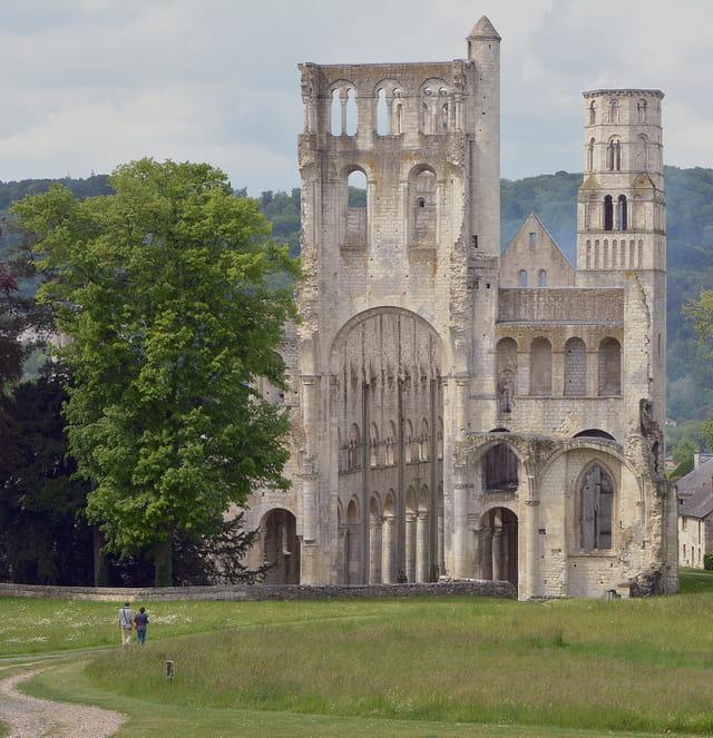 Plus belle ruine de France