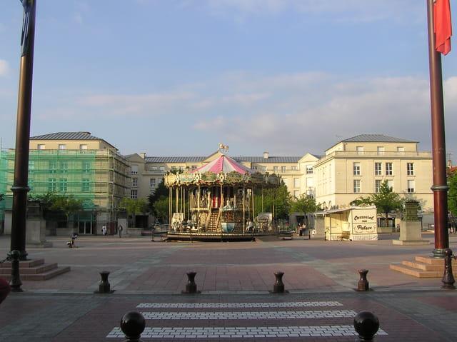 Poissy centre ville