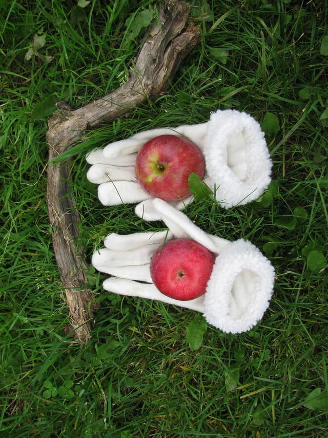Pommes au chaud