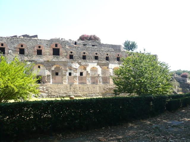 Pompéi en Italie