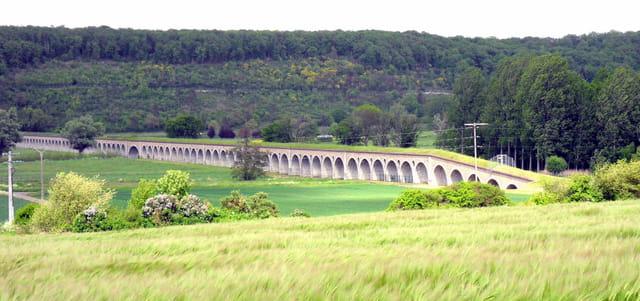 Pont-aqueduc de l'Avre