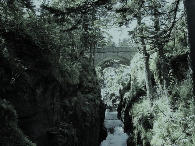 Pont d'Espagne.