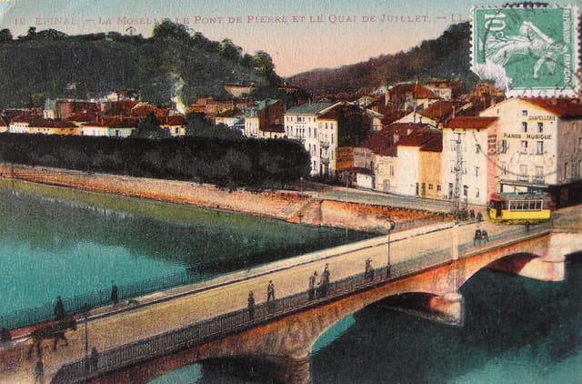 Pont de pierre (1910)